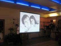 Love Story – романтический фильм из искренних и нежных ваших совместных фотографий на большом экране.
